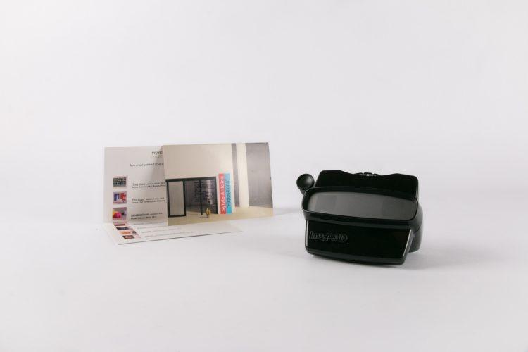 Expositions - Sylvie Antoine / stéréoscope et impression numérique - 12 exemplaires - 180€